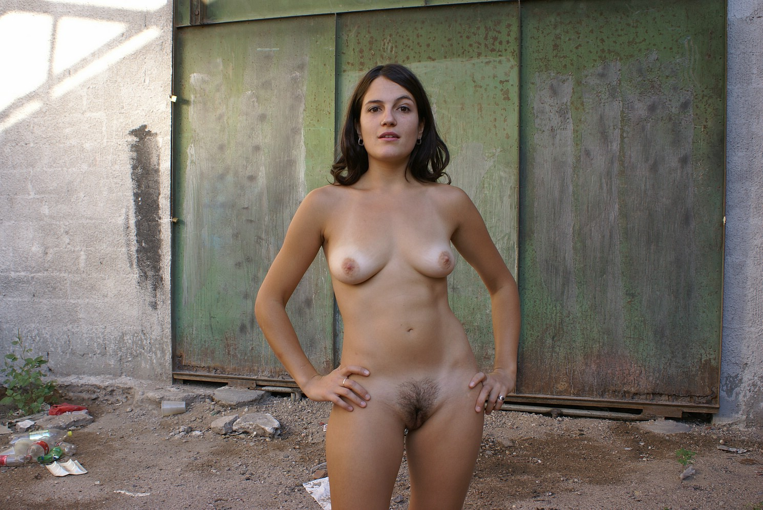 Sunny leone nude at gym