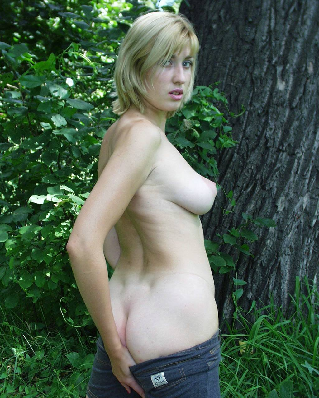 Amateur exhibitionist